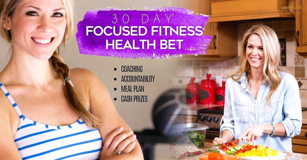 Health Bet - 30 Days of Focused Fitness