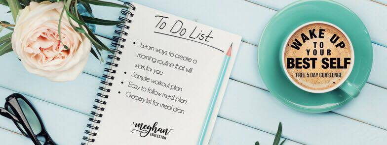 Five Day Challenge | Beachbody | Meghan Eggleston